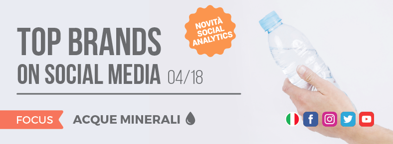 top brands blogmeter acqua minerale