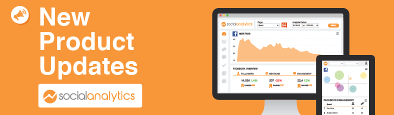 Product Updates Social Analytics