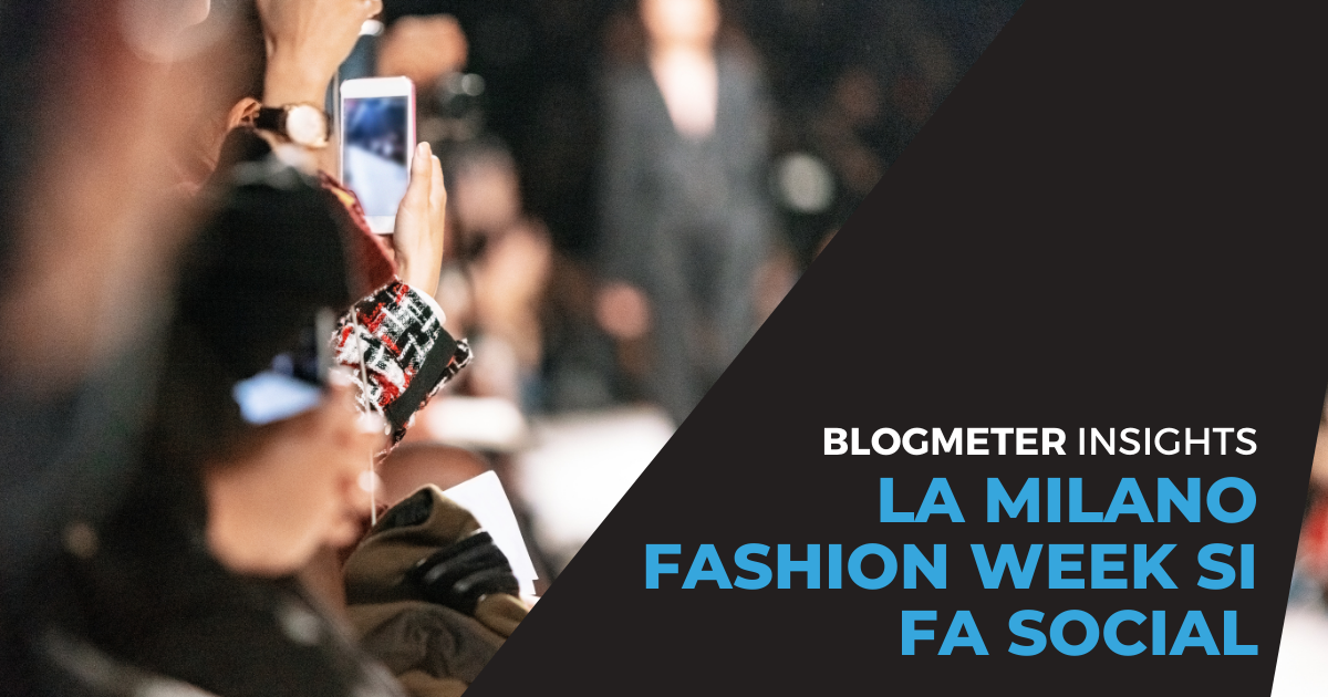 La Milano Fashion Week si fa social: da TikTok e Twitch alle sfilate in prime time