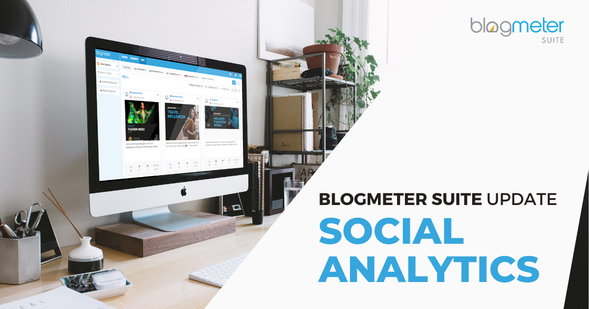 Blogmeter Suite: insights ancora più rilevanti con engagement live e conteggio views